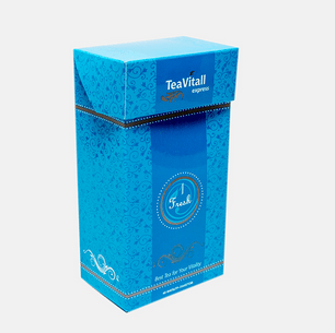 TeaVitall Express Fresh 1, 40 фильтр./пак.
